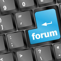forum keyboard