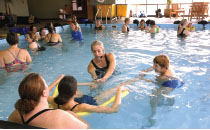 aquatic therapy_education