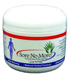 sore no more
