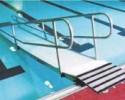 pool ramp