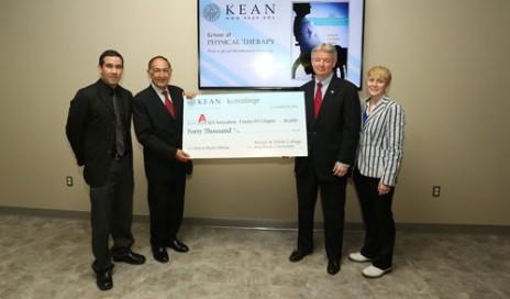 KeanALSdonation